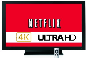 Netflix is already streaming lots of 4K-HD shows.