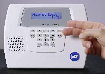 ADT Control Panel