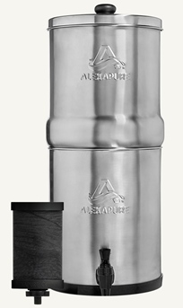 Alexapure Pro Water Filtration System from My Patriot Supply