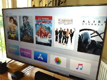 Apple TV 4K delivers a classy TV streaming experience.