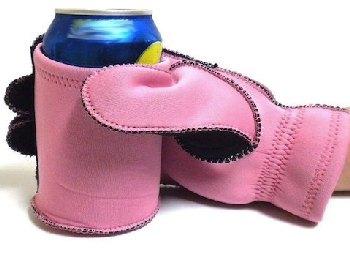 Beer Koozie Gloves
