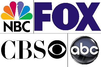 The big 4 in network TV
