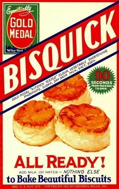 Bisquick baking flour