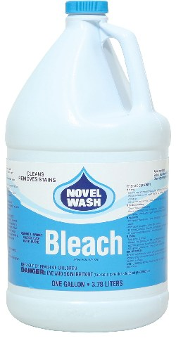 Bleach does a fairly good job of disinfecting water.