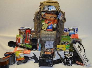 Having a bug-out-bag ready is essential for survival.