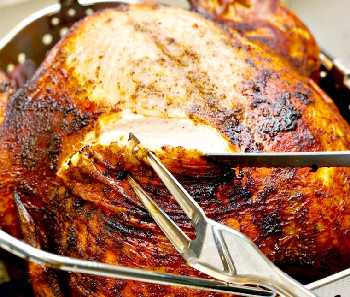 Big Easy Cajun Turkey Recipe