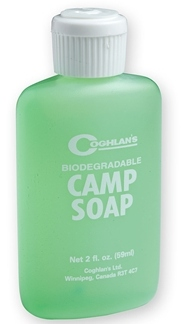 Biodegradable Camp Soap