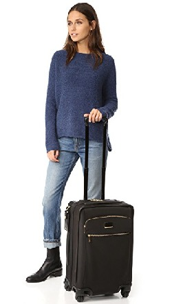 Make sure your carry-on is within airline size limits. They love to charge a harried and hurried traveler extra for an over-sized bag.