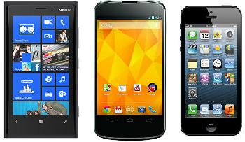 There are lots of beautiful smartphones on the market today.