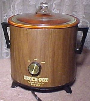 Old Crock-pot, 1970s