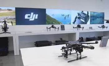 Hobby store selling DJI drones: Good for hands-on evaluation; bad for best price!