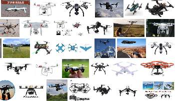The drone market is flooded with new models.
