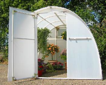 Early Bloomer Solexx Greenhouse Kit