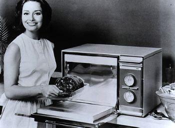 Radarange Microwave Oven