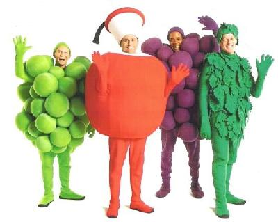 The Fruit of the Loom Guys