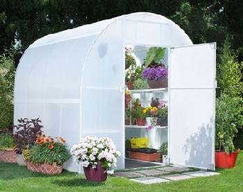 Gardener's Oasis Solexx Greenhouse