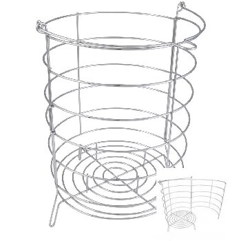 Char-Broil Hinged Basket