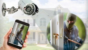 Home video surveillance cameras have revolutionized home security!