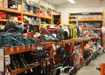 Home Depot Tool Rental Center