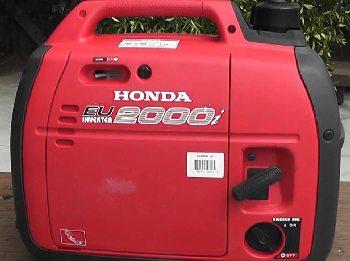 Honda EU-2000I portable inverter generator