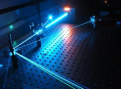 Laser technology has become much more affordable.