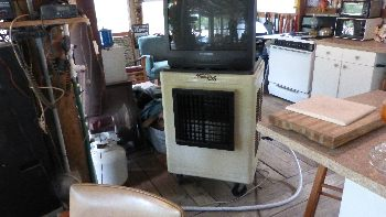 Mobile Master Cool MMBT12 Evaporative Cooler