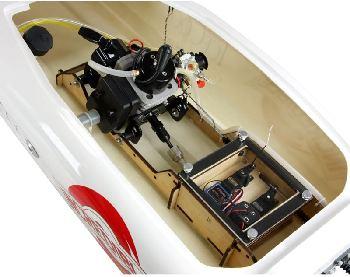 Model RC boat motor