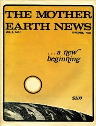 Mother Earth News Magazine, 1st Edition