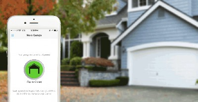 A smart garage door opener is a wise investment in your family's safety.