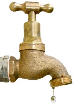 What will you do when the tap runs dry?