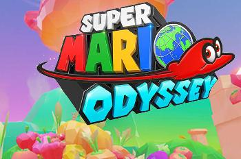 Super Mario Brothers Odyssey Game
