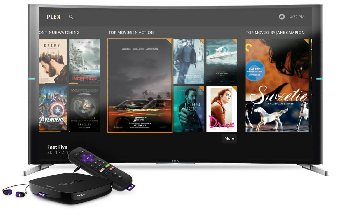 Roku offers the most features and channels.