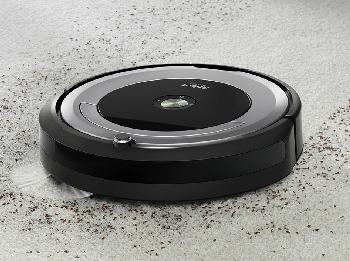 Roomba 690 suction power.