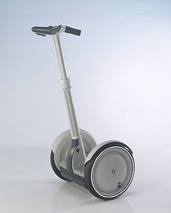 Segway personal transport device