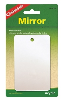 Unbreakable Featherweight Camp Mirror