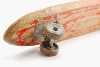 skateboard, 1960s