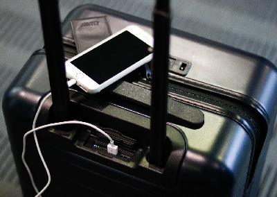 Smart Luggage can make travel easier and safer.
