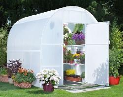 Solexx Gardeners Oasis Greenhouse
