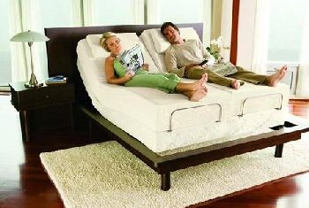 Tempur-Pedic adjustable bed