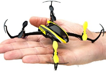 Inexpensive toy drones make great gifts for children.