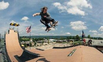 Trick Skateboarding