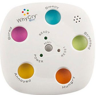 WhyCry Mini Baby Cry Analyzer