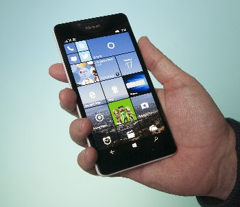 Windows smartphone