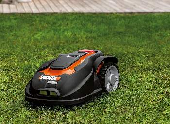 WORX WG794 28-volt Landroid Robotic Lawn Mower WG794