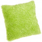 Lime green decorative pillows by Brentwood
