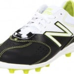 New Balance best soccer cleats for wide feet
