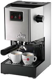 Gaggi stainless steel espresso machine
