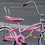 Micargi girls banana seat bike