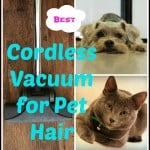 Best Cordless Vacuum For Pet Hair Review