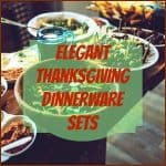 Thanksgiving Dinnerware Set Review